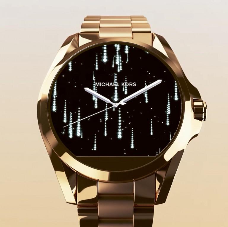 0069999d54fa4 Smartwatch Michael Kors MKT5001 zawsze będzie idealnie dopasowany do Twojego  stroju, więc zawsze możesz mieć go przy sobie, aby zawsze mieć dostęp do  sieci, ...