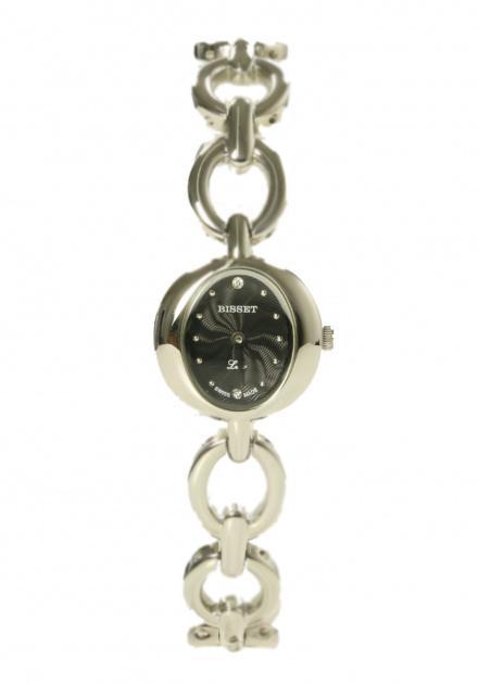 Bisset BSBD06SIBX Zegarek Szwajcarski Marki Bisset