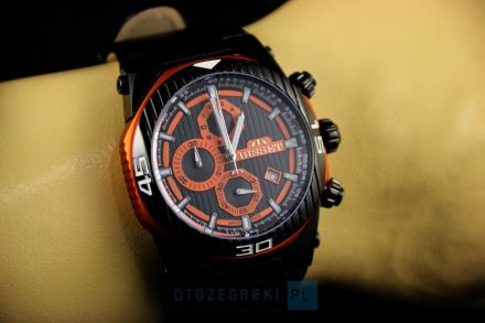 Bisset BSCD24TIBR05AX Zegarek Szwajcarski Marki Bisset