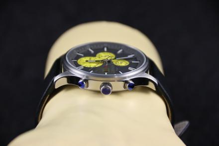 Bisset BSCC24DIVY03BX Zegarek Szwajcarski Marki Bisset