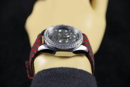 Bisset BSAD50SIVX05BX Zegarek Szwajcarski Marki Bisset