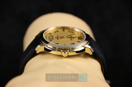 Bisset BSCD59GMGX05BX Zegarek Szwajcarski Marki Bisset