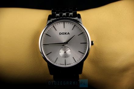 Zegarek Szwajcarski Doxa Slim Line 1 105.10.021.10
