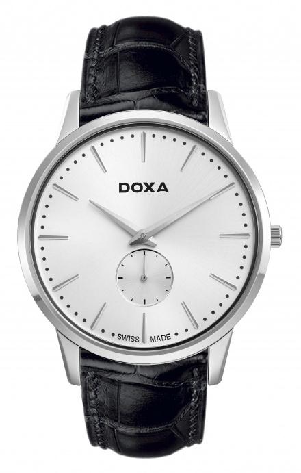 Zegarek Szwajcarski Doxa Slim Line 1 105.10.021.01