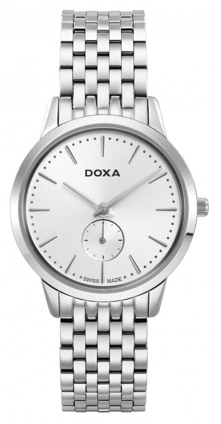 Zegarek Szwajcarski Doxa Slim Line 1 105.15.021.10
