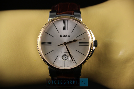 Zegarek Szwajcarski Doxa Ii Duca 130.60.022.02