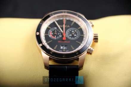 Zegarek Szwajcarski Doxa Grancircuit 140.90.101.01