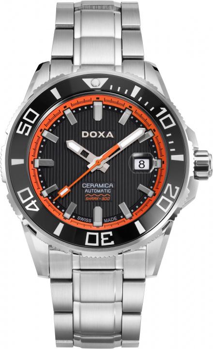 Zegarek Szwajcarski Doxa Into The Ocean D127SBO