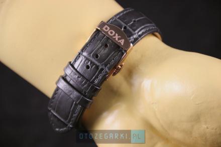 Zegarek Szwajcarski Doxa Executive 5 Automatic D167RWL
