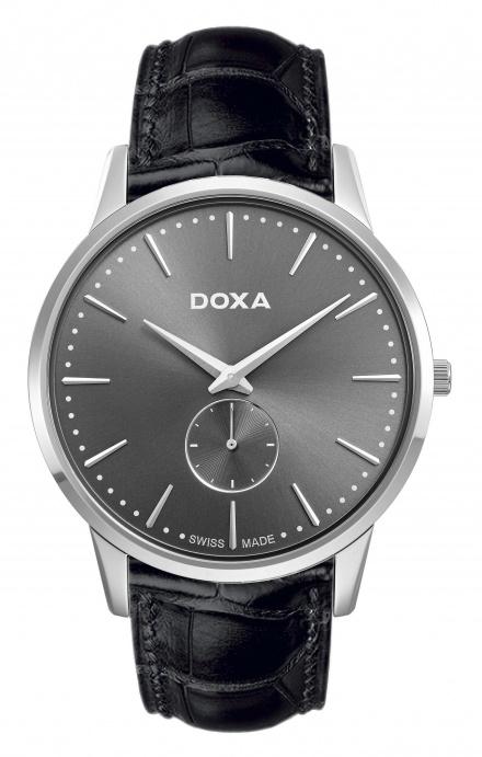 Zegarek Szwajcarski Doxa Slim Line 1 105.10.101.01