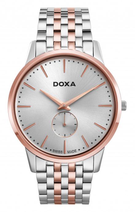 Zegarek Szwajcarski Doxa Slim Line 1 105.60.021.60
