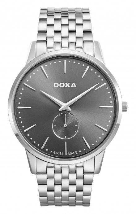 Zegarek Szwajcarski Doxa Slim Line 1 105.10.101.10