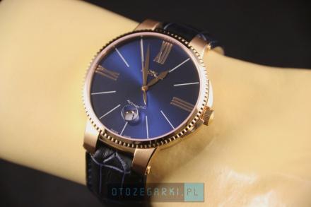 Zegarek Szwajcarski Doxa Ii Duca 130.90.202.03