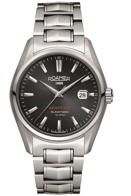 Roamer 210633 41 55 20 Zegarek Szwajcarski Mechanical Searock