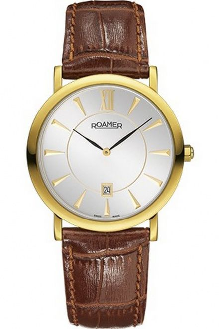 Roamer 934856 48 15 09 Zegarek Szwajcarski Quartz Limelight
