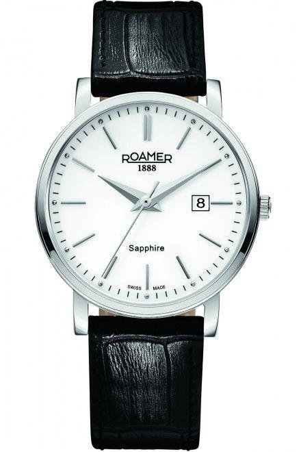 Roamer 709856 41 25 07 Zegarek Szwajcarski Classic Line
