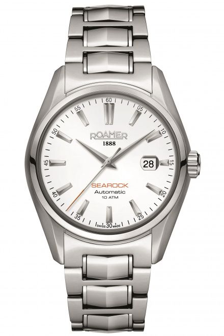 Roamer 210633 41 25 20 Zegarek Szwajcarski Mechanical Searock