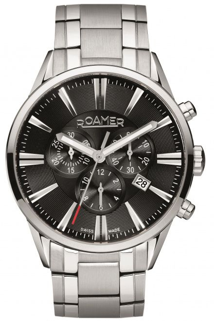 Roamer 508837 41 55 50 Zegarek Szwajcarski Chrono Superior