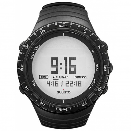 Suunto SS014809000 Core Regular Black