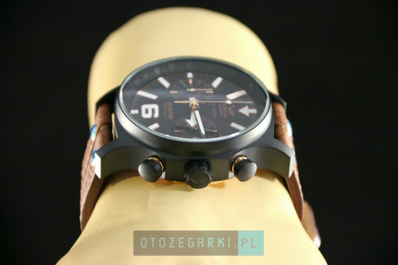 Zegarek Męski Vostok Europe Expedition 6S21/5953230 Chrono Line