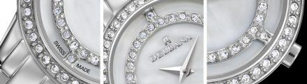 Delbana 417116091510 - Zegarek Szwajcarski Delbana 41711.609.1.510