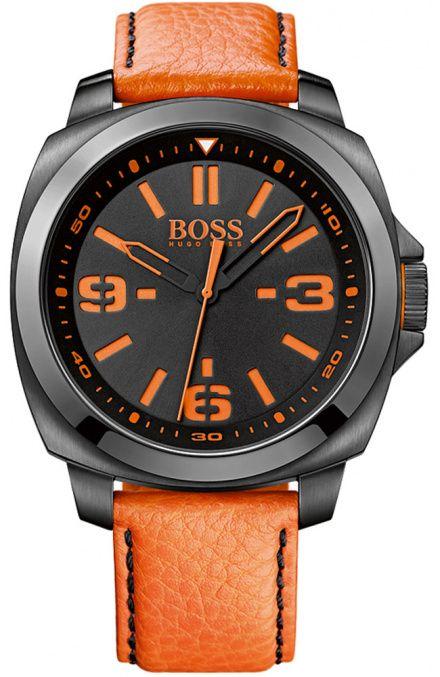 Hugo Boss 1513098 - Zegarek Męski Hugo Boss Orange