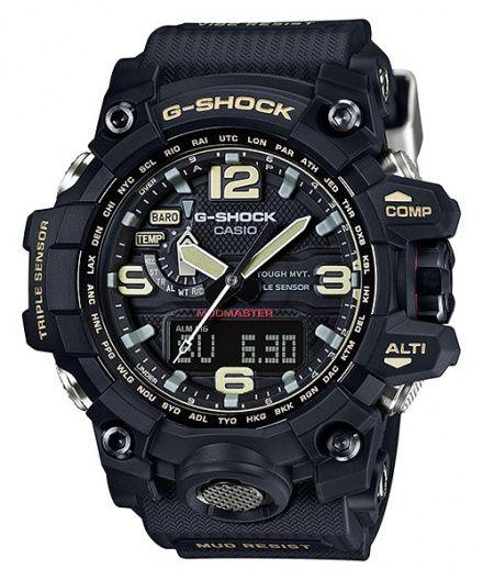 Zegarek Casio GWG-1000-1AER G-Shock Master Of G Premium GWG-1000 -1AER