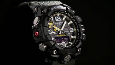 Zegarek Casio GWG-1000-1A3ER G-Shock Master Of G Premium GWG-1000 -1A3ER