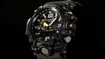 Zegarek Casio GWG-1000-1A3ER G-Shock GWG-1000 -1A3ER