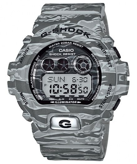 Zegarek Casio GD-X6900TC-8ER G-Shock GD-X6900TC -8ER
