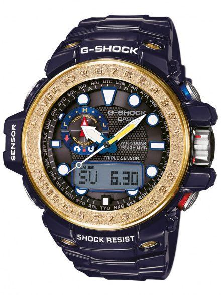 Zegarek Casio GWN-1000F-2AER G-Shock GWN-1000F -2AER
