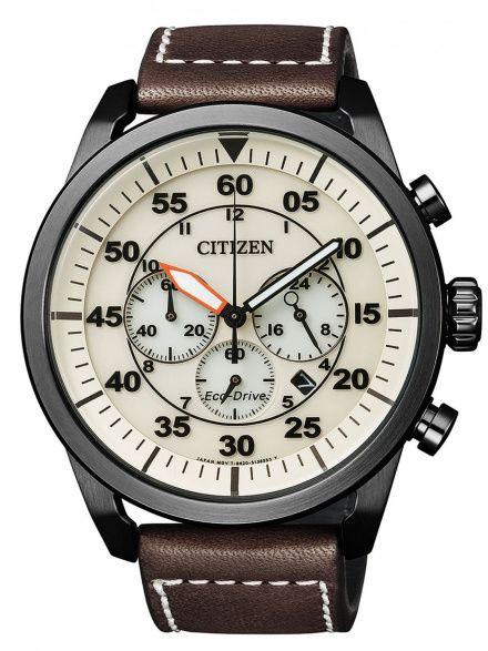 Citizen CA4215-04W Zegarek Męski Citizen Sports model CA4215 04W