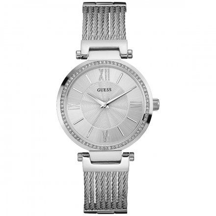 Zegarek Damski Guess W0638L1 Ladies Dress Soho