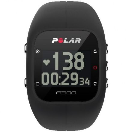 Polar Monitor Aktywności A300 Czarny bez HR