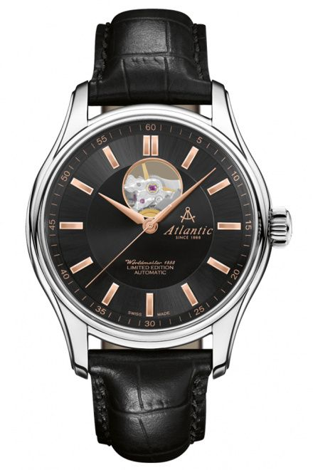 Zegarek Atlantic Limited Worldmaster Automatic 1888 Lusso 52757.41.61R