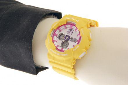 Zegarek Casio BA-120-9BER Baby-G BA-120 -9BER