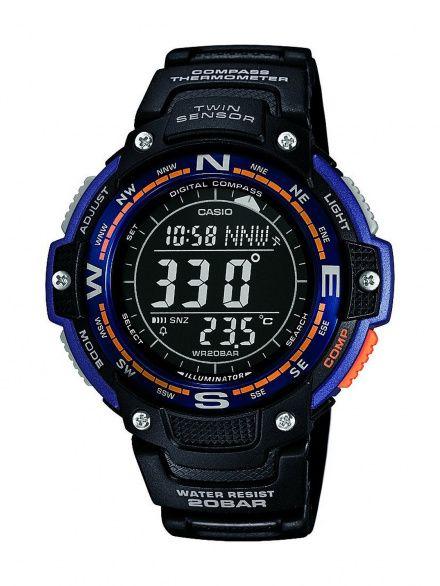 Zegarek Casio SGW-100-2BER Casio Sport SGW-100 -2BER