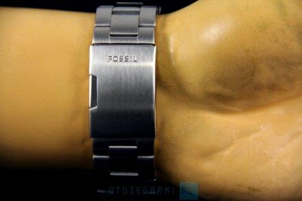 Fossil CH2600 Decker - Mens - Zegarek Męski Ch2600Ie