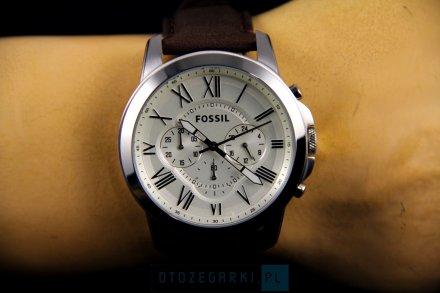 Fossil FS4735 Grant - Zegarek Męski