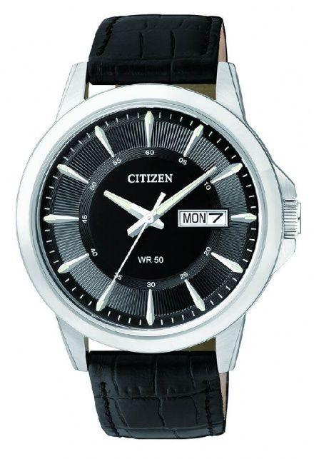 Citizen BF2011-01EE Zegarek Męski na pasku Citizen Classic