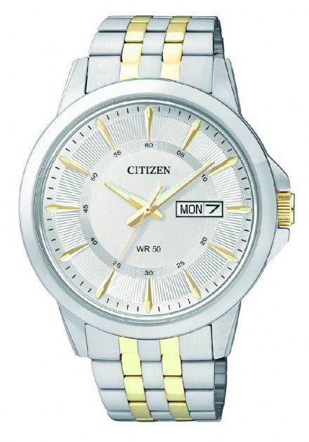 Citizen BF2018-52AE Zegarek Męski na bransolecie Citizen Classic