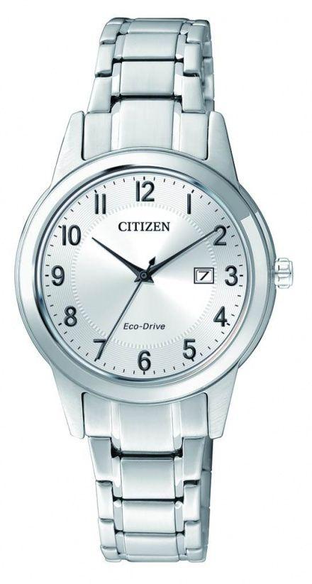 Citizen FE1081-59B Zegarek Damski na bransolecie Eco Drive Classic