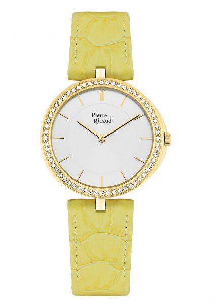Pierre Ricaud P21063.1213QZ Zegarek - Niemiecka Jakość