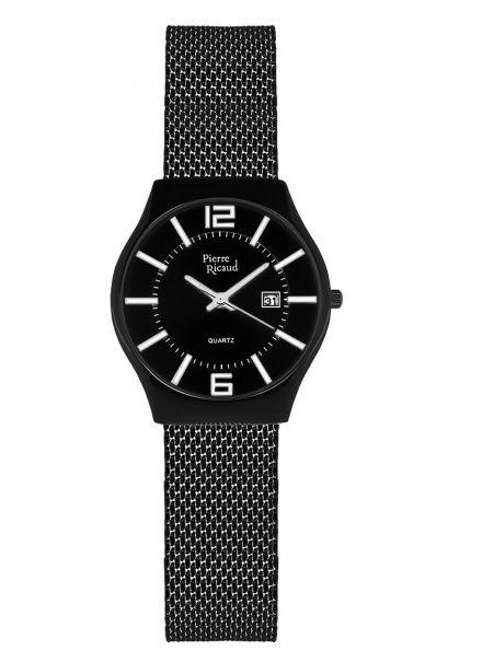 Pierre Ricaud P51060.B114Q Zegarek - Niemiecka Jakość