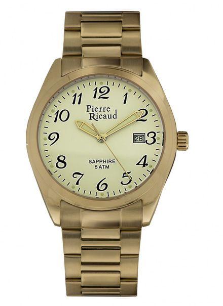 Pierre Ricaud P97302.1121Q Zegarek - Niemiecka Jakość