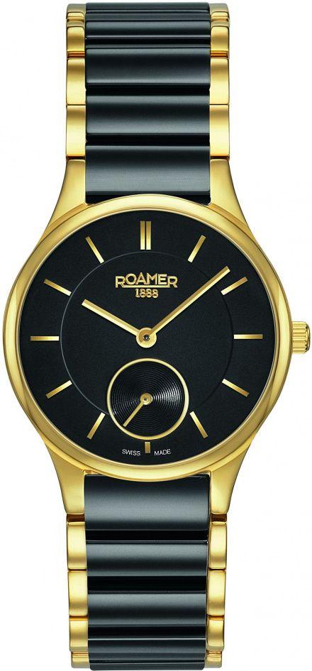 Roamer 677855 48 55 60 Zegarek Szwajcarski Ceraline Saphira Small S
