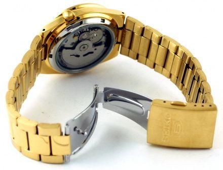 Seiko SNKE06K1 Zegarek Męski Automatic