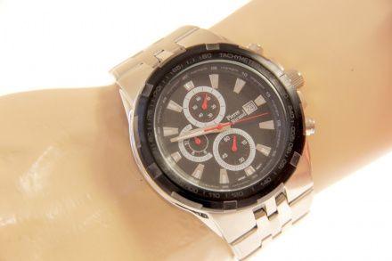Pierre Ricaud P60008.Y114CHR Zegarek - Niemiecka Jakość