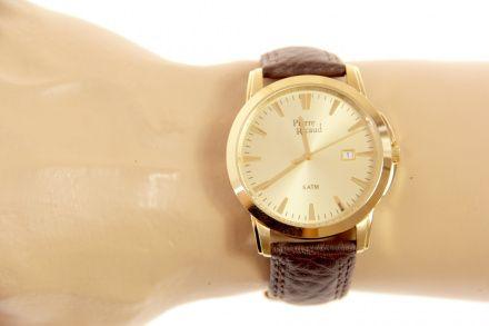 Pierre Ricaud P91027.1211Q Zegarek - Niemiecka Jakość