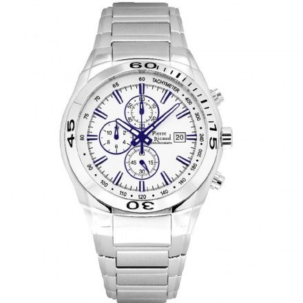 Pierre Ricaud P91047.51B3CH Zegarek - Niemiecka Jakość